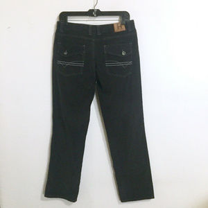 Tommy Hilfiger Cords Corduroy Blue Pants Girls 20